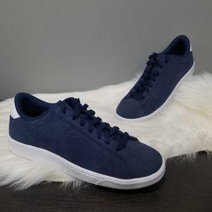 NEW Nike tennis suede navy blue size 9 sneaker